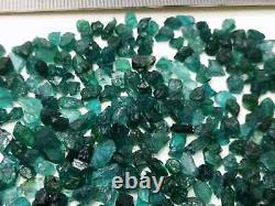 1500 Carats Extremely Rare Facet Grade Blue Grandidierite Rough Lot@madagascar