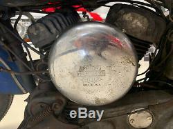 1947 Harley-Davidson Deluxe