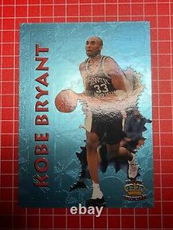 1996 Pacific Power Platinum Blue Kobe Bryant ROOKIE RC #PP-6 Extremely RARE