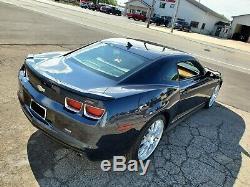 2013 Chevrolet Camaro Extremely Rare Dusk Edition 1 of 318