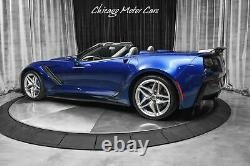 2019 Chevrolet Corvette ZR1 3ZR Convertible Extremely Rare Color! Admiral