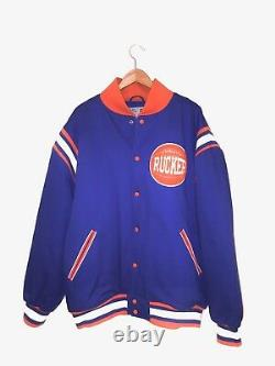 $310 Extremely Rare Stall & Dean Rucker Jacket Vintage 58 4xl Nyc New York