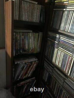 500+ CD Collection (Some Are Extremely RARE and VALUABLE)