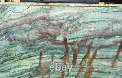 Blue Louise Granite Slabs Super Exotic and extremely rare for counter tops/walls