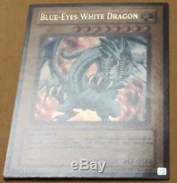 Blue eyes white dragon RP01 ultra extremely rare NM