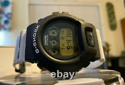 CASIO x A BATHING APE G-Shock DW-6900 2021 EXTREMELY RARE AUTHENTIC BAPE WATCH