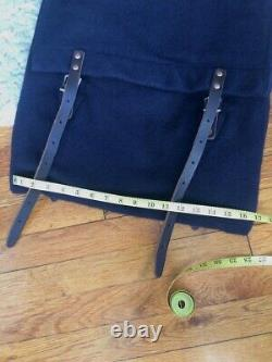Duluth Pack wool utility pack for Barneys New York New Old Stock Extremely Rare