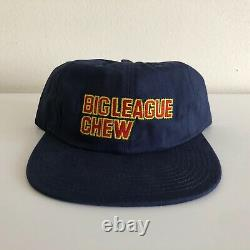 EXTREMELY RARE Big League Chew Vintage 5 Panel Baseball Cap Hat Brand New Stock