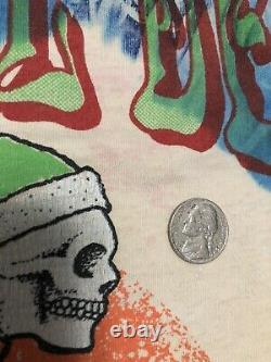 EXTREMELY RARE Grateful Dead 1992 Winter Tour Jerry Garcia Vintage Lot Shirt