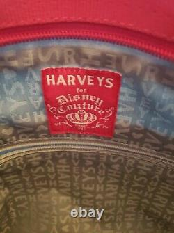 EXTREMELY RARE Harvey's Minnie Mouse Seatbelt Disney Large Tote/Purse