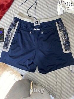 EXTREMELY RARE Jordan Just Don Georgetown Shorts Hoyas XXL NWOT 100% AUTHENTIC