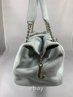 EXTREMELY RARE Juicy Couture Light Blue Bag