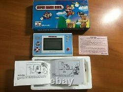 EXTREMELY RARE Nintendo Game and Watch Super Mario Bros (1988) BOXED