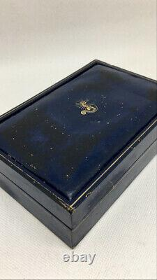EXTREMELY RARE VINTAGE EBERHARD SCAFOGRAF 200 Box only 300 pieces