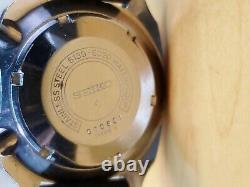 Extremely Rare 1970s Seiko Pulsations 6139-6020 Doctors Watch