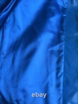 Extremely Rare Alexander Mcqueen For Givenchy 1998 Runway Coat