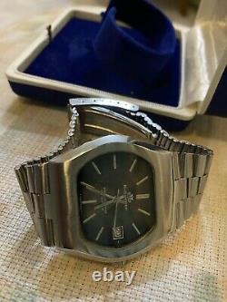 Extremely Rare Bucherer Patek Nautilus Style Watch
