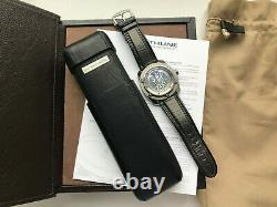 Extremely Rare De Bethune DB24 Vetrois Titanium DB24TIS3Z1 Box Papers RRP $65500