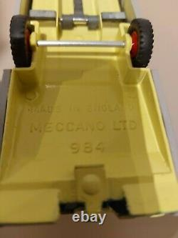 Extremely Rare Dinky Supertoys Code 3 Model. Auto Transporter # 984 Mint Boxed
