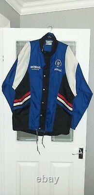 Extremely Rare Glasgow Rangers Waterproof Jacket 1995/96