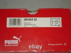 Extremely Rare Original Vintage Puma Speedcat SD Trainers Insignia Blue Unisex