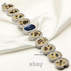 Extremely Rare Patek Philippe Ellipse 18k White Gold 4119/1