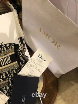 Extremely Rare Unisex 2019 Christian Dior Oblique Messenger Bag