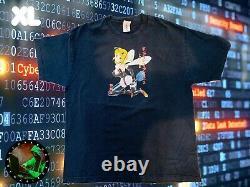 Extremely Rare Vintage 1999 Bondage Fairies T-shirt XL