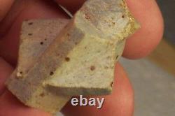 Extremely Rare World Class VLG Blue Staurolite Cross/Fairy Stone/Fairy Cross 689