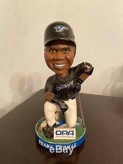 Frank Thomas never released Blue Jays bobblehead. Extremely rare