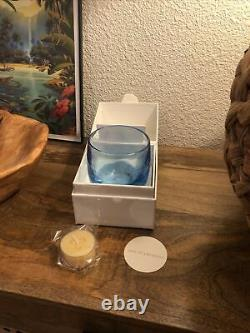 Glassybaby OOAK, One Of A Kindness, Glows in the Dark Extremely Rare Brand New