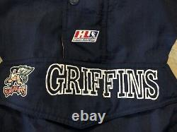 Grand Rapids Griffins Starter Pullover (Extremely Rare!) Size Large