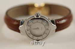 Gucci 6600L Twist Dial Watch Reversible 100% Authentic & Extremely Rare