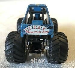 Hot Wheels 2009 Monster Jam World Finals 10 X Truck Loose Extremely Rare
