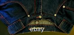 Kik Wear Just Say Glow Rave Jeans Extremely Rare