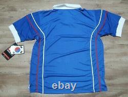 Korea Soccer Jersey Football Shirt 100% Original L 1998 World Cup Extremely Rare
