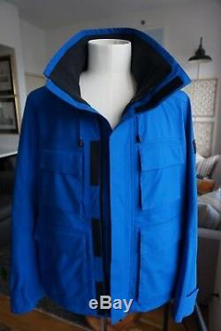 Men's Authentic Burberry Runway Coat Size XXL Extremely Rare Vetements
