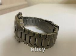 Men's Nautica TITANIUM Chronograph watch N22501 Extremely rare