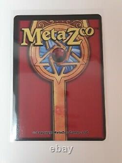 MetaZoo Megacon Orlando Holo Promo Limited to 1000 prints extremely rare