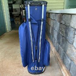 Michigan Wolverines Ping Golf Bag, Go Blue- Extremely Rare Bag Great Condition