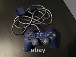 Midnight Blue PS1 10 Million Edition Controller EXTREMELY RARE Playstation