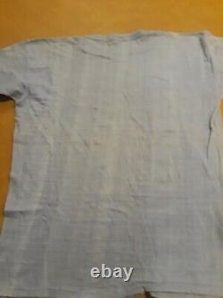 Mott the Hoople Vintage Authentic 1974 Tour Shirt Extremely Rare Size L QUEEN