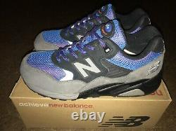 New Balance Mt580 Brg Mita Japan Blue/red/gray Brand New Size 8.5 Extremely Rare