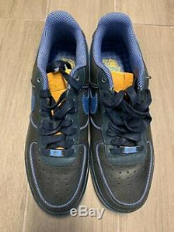 Nike Air Force 1 Navy Size 9.5 Exclusives (extremely Rare)