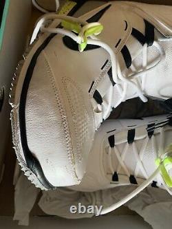 Nike Zoom Kaiju white/black/blue/green sz 11.5 extremely rare used few times