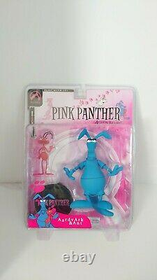 Pink Panther Aardvark and Ant Blue figure Palisades. Extremely Rare