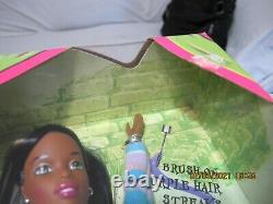 RARE 4pc Color Barbies NIP Purple Panic, Extreme Green, Cool Blue, Perfect Pink