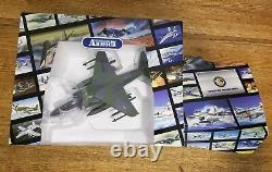 RARE Franklin Mint / Armour HARRIER, British Navy Blue, Extremely Rare