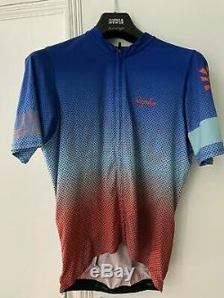Rapha Super Lightweight Etape Limited Ed Cycling Jersey Medium M Extremely Rare