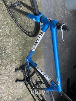 Rare Nos Colnago Extreme C Full Carbon Road Bike Frame Set 52cm